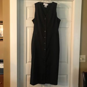 Dresses & Skirts - Tuxedo Dress With Tie in Back 14